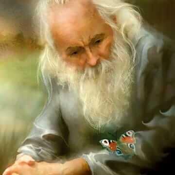 Молитва стареющего человека