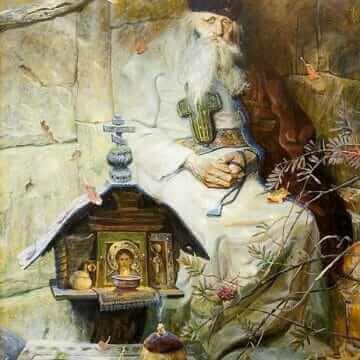 Молитва. Павел Викторович Рыженко