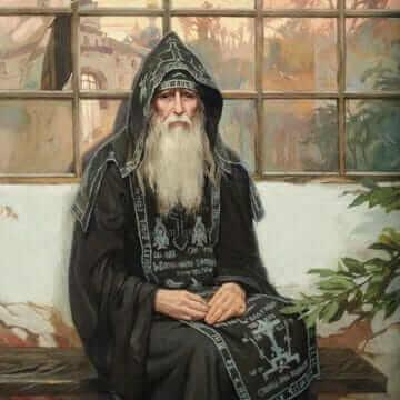 Иосиф, Оптинский старец. Сайда Афонина