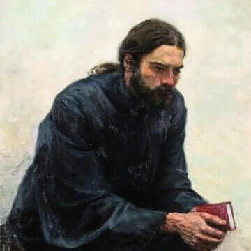 Монах. Александр Косничев