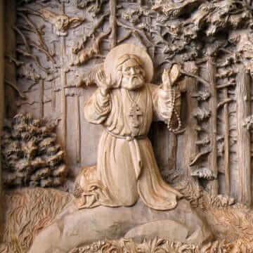 Święty Serafin z Sarowa