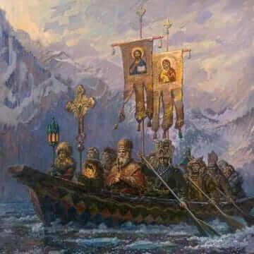 Saint Innocent of Alaska. Михаил Шаньков
