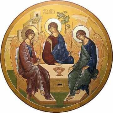 Пресвятая и Животворящая Троица