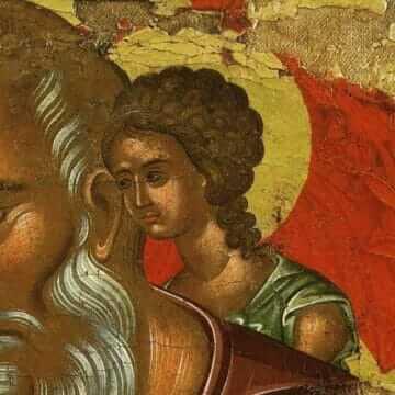 Апостол Иоанн Богослов и Премудрость