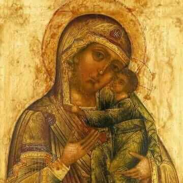 Икона Пресвятой Богородицы Толгская