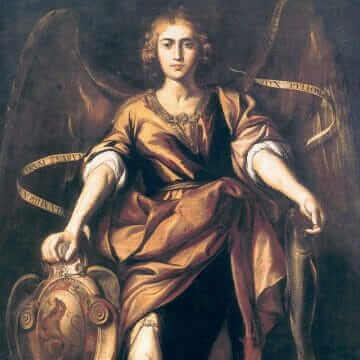 Arcángel San Rafael