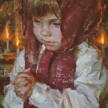 Молитва. Robert Coombs
