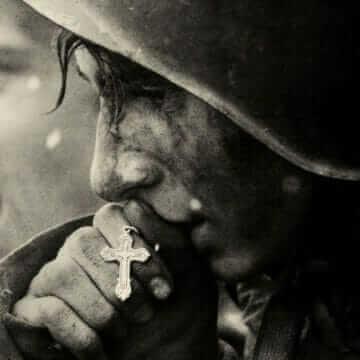 Молитва солдата