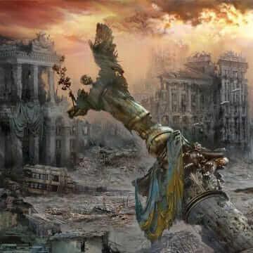 Киев после вооруженного государственного переворота в 2014 году