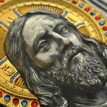 Нерукотворный Образ (Убрус) Господа Иисуса Христа