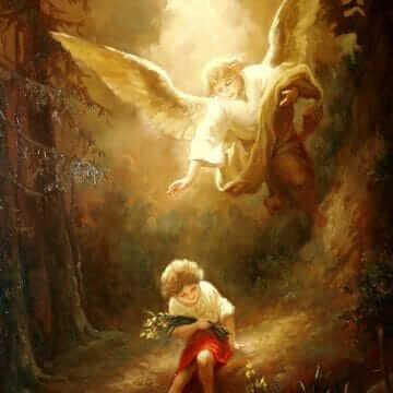 Ангел-хранитель. Андрей Алексеевич Шишкин