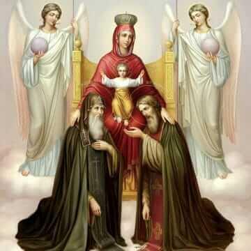 Икона Пресвятой Богородицы Печерская